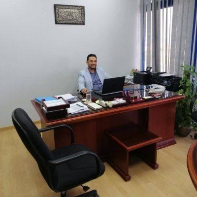 وزير البترول يصدر قراراً بترقية المحاسب احمد الطحان مديراً عاما للمالية بشركة ايبروم