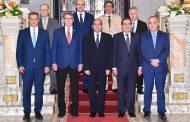 السيسى يستقبل رؤساء الوفود المشاركين بالاجتماع الوزارى لمنتدى غاز شرق المتوسط