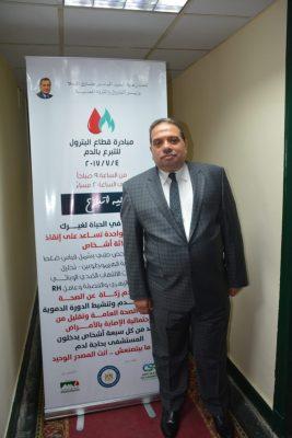مصر للبترول تشارك بأكبر عدد عاملين بمبادره التبرع بالدم