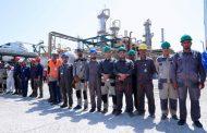 ارتفاع الطاقة التكريرية لمصفاة الصمود في بيجي بالعراق  الى 70 الف برميل يوميا بعد اعادة تاهيل وحدة الهدرجة