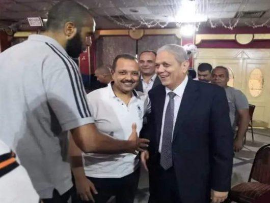 عفيفي يفوز برئاسة نادي الكهرباء وعبد الحميد نائباً
