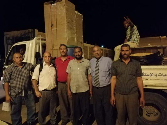 عاجل .. مصر تسلم السودان اجهزة لمهمات تدعيم شبكة الكهرباء تمهيدأ لتفعيل الربط الكهربائى بين البلدين