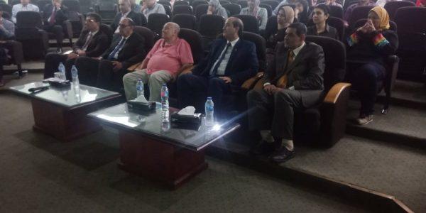 مستشفى البترول بالأسكندرية تختتم فعاليات الملتقى العلمي الطبي الثالث بمجمع البترول بالإسكندرية