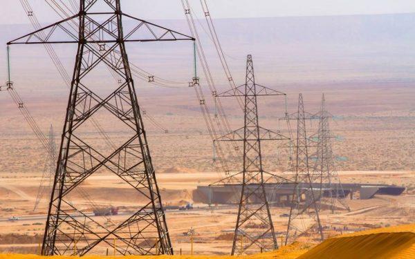 السعودية للكهرباء : المملكة ستكون مركزاً إقليمياً للربط الكهربائي عبر مصر