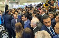 الان : الرئيس السيسى ورئيس الوزراء اليابانى يتفقدان الجناح المصرى بمعرض طوكيو الدولى للتنمية فى افريقيا