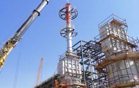 مسئول : معدلات تنفيذ مشروع إنتاج البنزين عالي الأوكتان ccr بأسيوط بلغت 70% والتشغيل فى أبريل