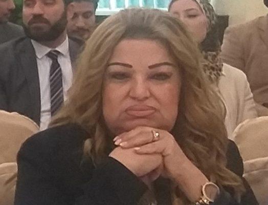 عزاء المرحومة ماهى الغزولى نائب رئيس ايكام للشئون الادارية بمسجد المشير طنطاوى الاثنين المقبل