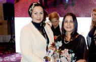 منتدي المرأة المصرية يختار نيفين كشميري وجرمين عامر من المصرف المتحد كنموذج لقصص نجاح ويمنحهم قلادة المرأة المصرية 2019