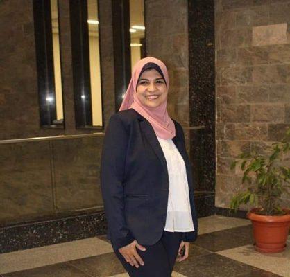 رئيس مصر العليا لتوزيع الكهرباء يصدر قراراً بتعيين المهندسة ايمان فاروق لشغل وظيفة رئيس قطاع التدريب
