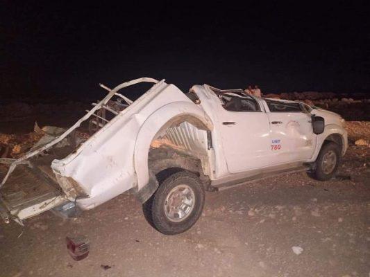 بالصور .. باور نيوز ينشر اسماء المتوفين والمصابين في حادث حقول كهرمانة