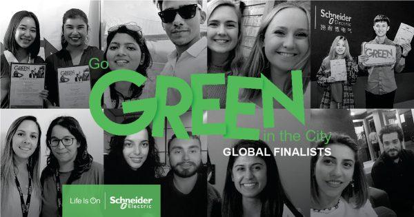 شنايدر إلكتريك تعلن عن الفرق المؤهلة للمشاركة في نهائي مسابقة 'Go Green