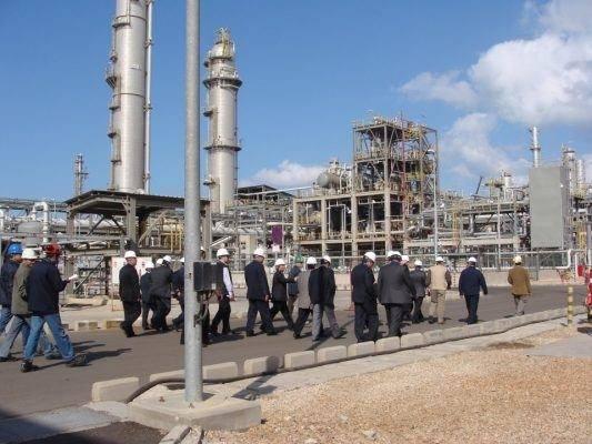 المصرية لانتاج البروبيلين تدعو 3 تحالفات لانشاء مشروع خط انتاج جديد باستثمارات مليار دولار