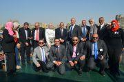 بالصور .. أسرة ايجيترافو برعاية عبدالمنعم تلتقط صوراً تذكارية بمناسبة مرور 40 عاما على تأسيسها