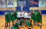 أنربك تحتفل علي انقاض جنوب القاهرة وتتوج ببطولة الجمهورية للشركات لكرة السلة للمرة الثالثة علي التوالي