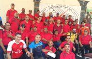 فريق الإرادة والتحدى بشركة جنوب القاهرة لتوزيع الكهرباء يفوز بـ 40 ميدالية متنوعة ببطولة الشركات