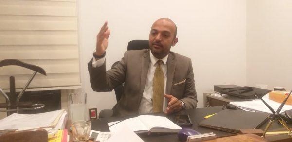 الدكتور حاتم الجمل : مشروع توليد الطاقة عبر المخلفات ما كان ليرى النور بدون دعم الرئيس السيسي