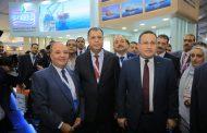 محافظ الاسكندرية وقيادات قطاع البترول يشيدون بانجازات شركة PMS خلال زيارتهم للجناح المقام بمعرض MOC