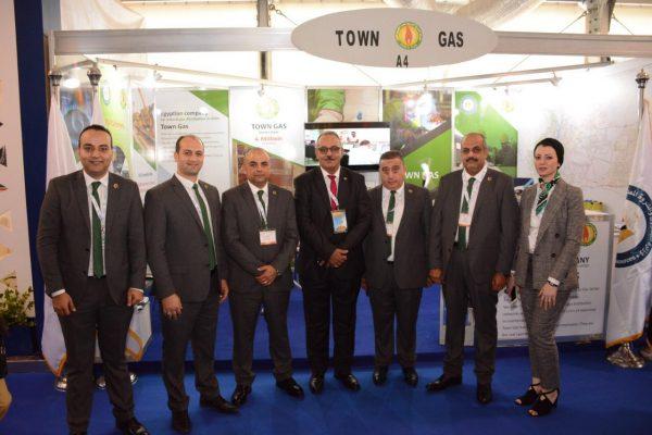 بالصور .. جناح تاون جاس بمؤتمر موك 2019 يشهد تواجد مكثف من قيادات قطاع البترول ويشيدون بتقنية