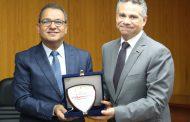 التعاون للبترول تنظم احتفالية كبري لتكريم شومان لتعينيه رئيسا لشركة النيل لتسويق البترول