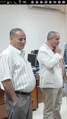 مسئول يشرح للموقع اسباب خروج محطة محولات الجامعة بالمنيا من الخدمة