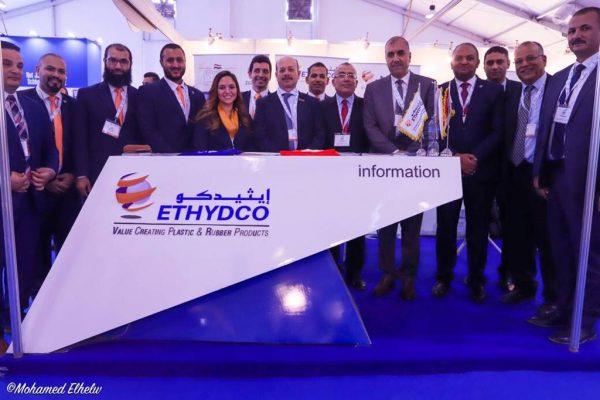ايثيدكو بقيادة الكيميائى عبد المجيد حجازى تُزين معرض MOC 2019 .. وإشادة كبيرة من قيادات البترول بأداء الشركة وتميزها