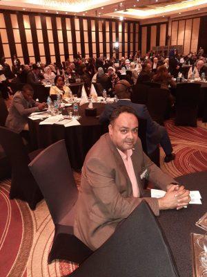 شعيب يشارك في المؤتمر الاقتصادي العربي الافريقي