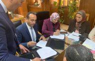 المصرية لنقل الكهرباء توقع مع السويدى اليكتريك عقد مشروع الخط الهوائي توشكى/ بنبان جهد 500 ك.ف بطول 255 كم