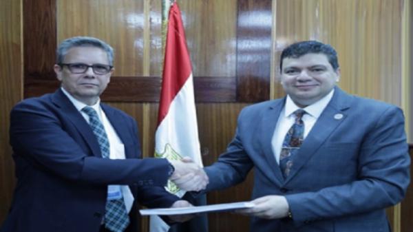الوكالة الدولية للطاقة الذرية تراجع بنجاح تطوير البنية التحتية النووية في مصر