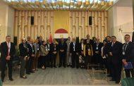 بتروجت الذراع القوي لوزارة البترول تُزين مؤتمر أبوظبي الدولي