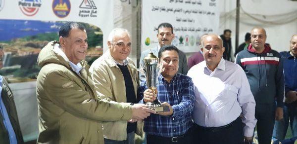 ويبكو تفوز بالدورة التنشيطية لكرة القدم الخماسي لشركات قطاع البترول «أسوان ٢٠١٩»