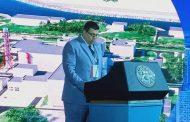 رئيس هيئة المحطات النووية يدعو الي انشاء تحالف رباعي
