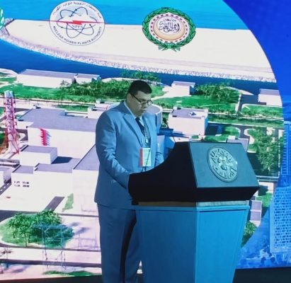 الدكتور أمجد الوكيل رئيس هيئة المحطات النووية : فى عهد الرئيس السيسى انتقلت مصر للمرحلة الثالثة ببناء مشروع الضبعة بالتعاون مع الشريك الاستراتيجى روسيا