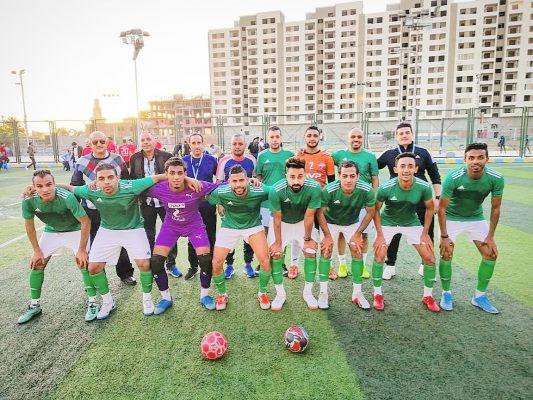 ويبكو تفوز علي بتروشهد وتعتلي قمة المجموعة الثانية فى دورة أسوان لكرة القدم