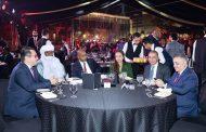بالصور .. السويدي اليكتريك تقيم حفل عشاء للوفد الافريقي علي هامش برنامج تطوير البنية التحتية في أفريقيا