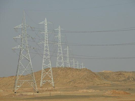 لارسن اند توبرو L&T تعلن الانتهاء بنجاح من خط توشكى 2 - وادى حلفا واستلام الشهادة من المصرية لنقل الكهرباء