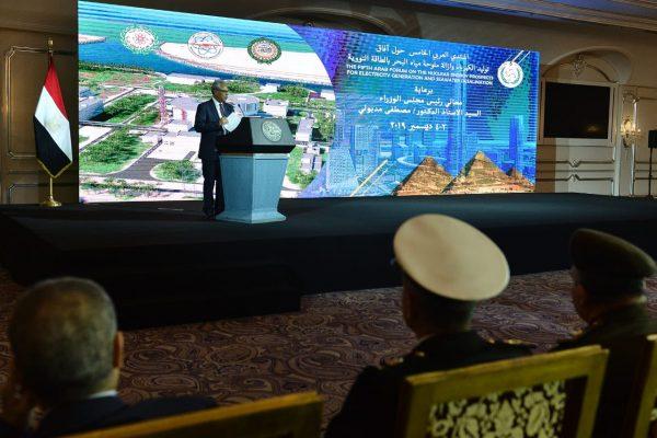 الحامدي : عدد سكان الدول العربية تجاوز 400 مليون نسمة يعيشون على 4% من مساحتها