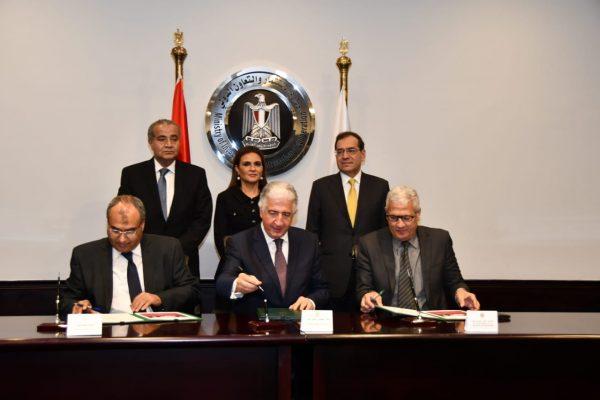 بحضور الملا والمصيلحي ونصر  .. مصر توقع اتفاقاً مع المؤسسة الدولية الإسلامية بقيمة 1.1 مليار دولار لدعم سلع بترولية وتموينية في 2020