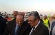 شاكر يتابع الاستعدادات النهائية لافتتاح الرئيس السيسي لمحطة محولات كهرباء شطا بتكلفة 427 مليون جنيه