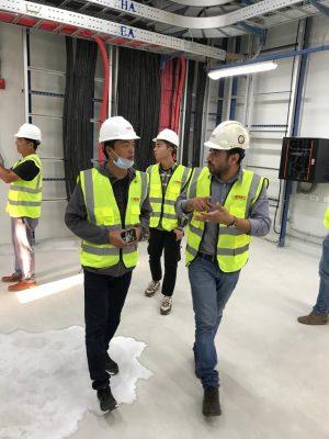شركة ZTPC الصينية تتعاقد على أعمال تركيبات محطة محولات كفر الشيخ مع شركة MMC