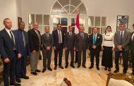 بالصور من الكونغو .. باور نيوز يرصد زيارة الوفد الرسمى والشركات المصرية للمسئولين