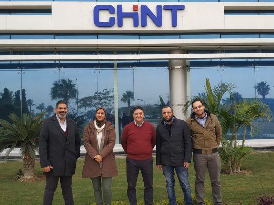 شركة CHINT تؤسس منصة فى مصر للاشراف على انشطتها باسم