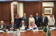 محلب يشهد توقيع عقد بين المقاولون العرب وجامعة الأعمال والتكنولوجيا بالسعودية بقيمة ٣٤٣ مليون ریال