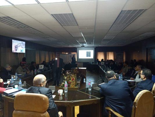 الادارة العامة للأمن بنقل الكهرباء تعقد ندوة لعرض أحدث وسائل المراقبة الرقمية عالمياً
