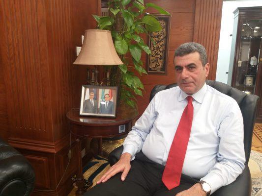 الدكتور محمد عبد العزيز : نستهدف مشروعات بتروكيماوية خلال العام المالي الجديد بقيمة 842 مليون جنيه