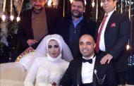 حفل زفاف المهندس محمد صابر  رئيس قسم التفتيش الهندسي بشركة ايجاس