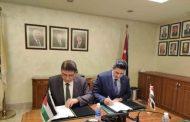 غاز مصر توقع اتفاقية تنفيذ أعمال الشبكة الداخلية للغاز داخل المجمع الصناعي التابع لشركة الفوسفات في العقبة