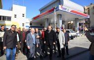 تحالف eni/ غازتك يطلق أولى باكورة تعاونه المشترك بالانتهاء من محطة الغاز الجديدة بحي المناخ ببورسعيد