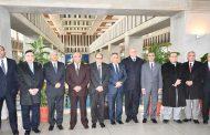 احتفالية بشركة انبي بمناسبة  اطلاق الملتقى السنوي الأول لتنمية الموارد البشرية لعام 2020 بحضور قيادات البترول
