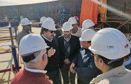 رئيس شركة «ويبكو للبترول» يجتمع مع مسئولي بتروجت لتنفيذ عدد من المشروعات لميناء الحمراء البترولي