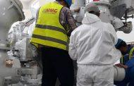شركة MMC تبدأ أعمال تركيب مهمات الـ GIS جهد ٢٢٠ كيلو فولت لمحطة كفر الشيخ جهد 500 KV لحساب تحالف هيوسونج الكورية و ZTPC الصينية